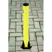 <u>Light Commercial Fold Down Bollards</u>