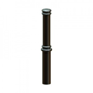<u>Rhino Morpeth Ferrocast Fixed Bollard</u>