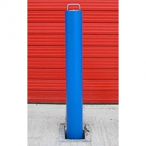 <u>RAM RRB/R8/HD <font face=''Arial'' color=''#cc0605''>Anti-Ram</font> Round Commercial Telescopic Bollard</u>
