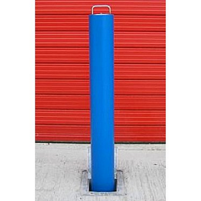 <u><strong>RAM RRB/R8/HD <font face=''Arial'' color=''#cc0605''>Anti-Ram</font> Round Commercial Telescopic Bollard</u></strong>