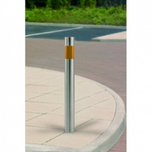 <u>Rhino RS/150 Commercial Stainless Steel Fixed Bollard</u>