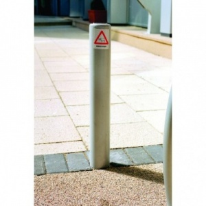 <u>Rhino RS/PR8 Fixed Bollard Matching RT/R5 & RT/R8/HD Telescopic Bollard</u>