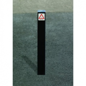 <u>Rhino RSP/SQ8 Fixed Bollard Matching RT/SQ5 & RT/SQ8/HD Telescopic Bollard</u>