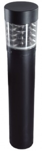 <u>Carmona Illuminated Flat Top Steel Bollard</u>