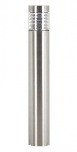 <u>Rhino Illuminated Flat Top Stainless Steel  Bollard</u>