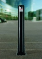 <u>Rhino RT/R14 Round Commercial Telescopic Bollard</u>