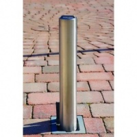 <u>Rhino RT/RD4/SS Domestic Round Stainless Steel Telescopic Bollard</u>