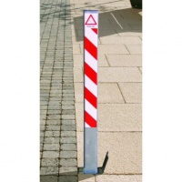 <u>Rhino RTL/80 Square Commercial Removable Bollard</u>