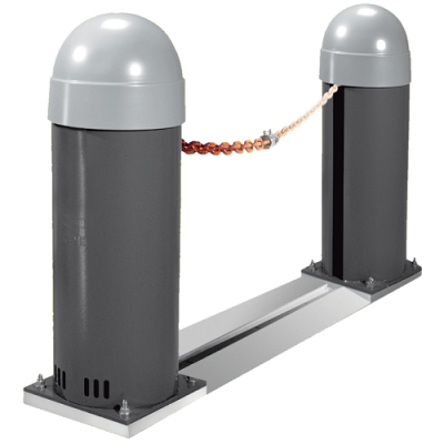 <u>CAME CAT-X Automatic 240v Chain Barrier<br>(Passage Width up to 16 Metres)</u>