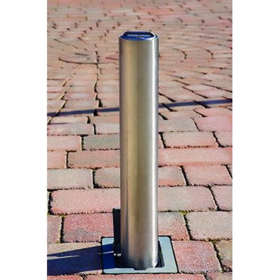 <u><strong>Marshalls Rhino RT/RD4/SS Round Stainless Steel Telescopic Bollard</strong></u>