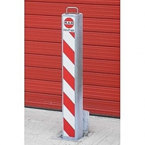 <u><strong>RAM RRB/SQ5 Square Commercial Telescopic Bollard</u></strong>