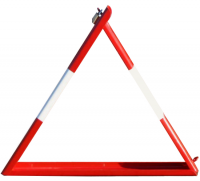 <u><strong>Fold Down Lockable Triangle with Padlock and Keys</u></strong>