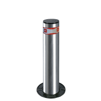 <u>BFT DAMPY B 500 x 115 Stainless Steel Manual Gas Bollard</u>