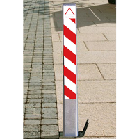 <u><strong>Marshalls Rhino RTL/80 Square Heavy Duty Lift Out Bollard</strong></u>