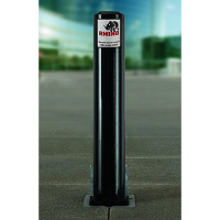 <u><strong>Marshalls Rhino RT/R14/HD <font color=''#cc0605'' face=''Arial''> Anti-Ram</font> Round Telescopic Bollard</strong></u>
