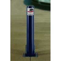 <u><strong>Marshalls Rhino RT/R8/HD <font color=''#cc0605'' face=''Arial''>Anti-Ram</font> Round Telescopic Bollard</strong></u>