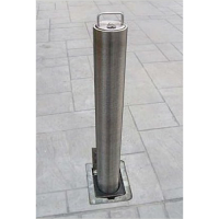 <u><strong>RAM RRB/S4 Round Stainless Steel Telescopic Bollard</strong></u>